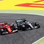 Marele Premiu al Spaniei Lewis Hamilton (8)