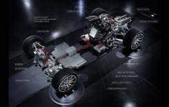 Mercedes-AMG R50: Supercar AMG cu 5 motoare și peste 1.000 CP