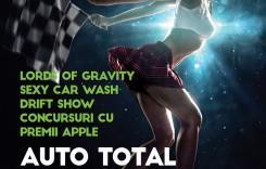 Auto Total Business Show: spectacol impresionant la București