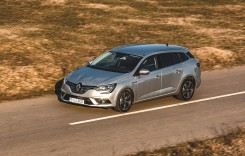 Test drive Renault Megane Estate 1.6 dCi Intens