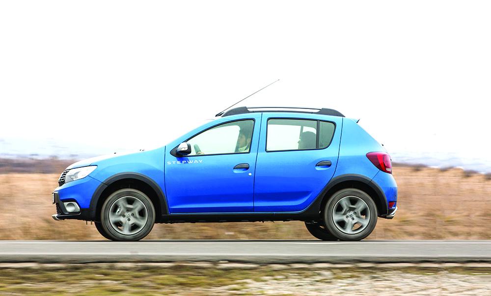 Test Dacia Sandero Stepway