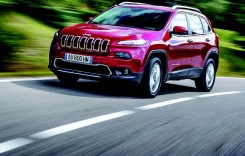 Jeep  Cherokee: Cățărător high-tech