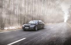 Test drive BMW 750Ld xDrive: cu mușchii flexați