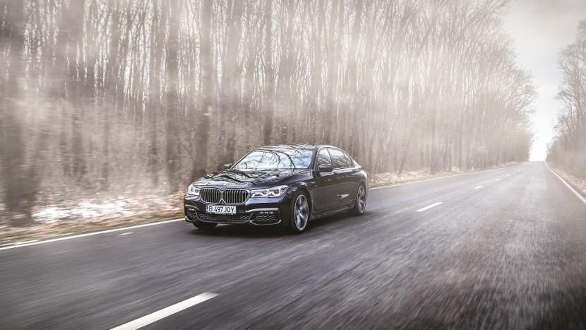 Test BMW 750Ld xDrive