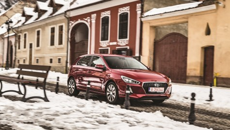 Test drive Hyundai i30 – Made in Europe
