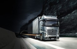 Concurs Mercedes pentru condus economic