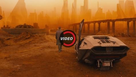 Blade Runner 2049 trailer: SF-ul cult revine cu mașini zburătoare