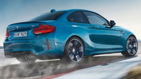 BMW M2 facelift se prezintă – primele imagini oficiale