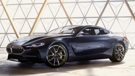 Primele imagini cu noul BMW Seria 8 – Rechinul revine