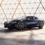 BMW Seria 8 Concept dezvăluit oficial: Totul despre noul coupe