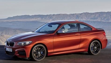 BMW Seria 2 facelift: VEZI CARE SUNT NOUTĂȚILE