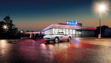 The Phoenix: Mașina lui Elvis Presley, expusă la Muzeul BMW