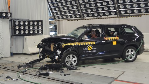 EuroNCAP: Câte stele au luat Skoda Kodiaq, Nissan Micra și Suzuki Swift
