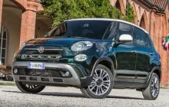 Fiat 500L facelift: 40% din componente, complet noi