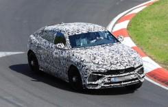 Lamborghini Urus: Cum arată primul SUV supersport italian