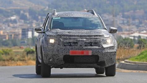 Vezi primele imagini reale cu noua Dacia Duster