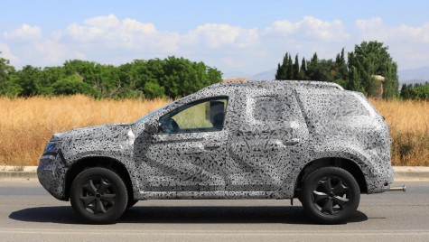 Șoc: Noua Dacia Duster nu va avea și o versiune cu 7 locuri