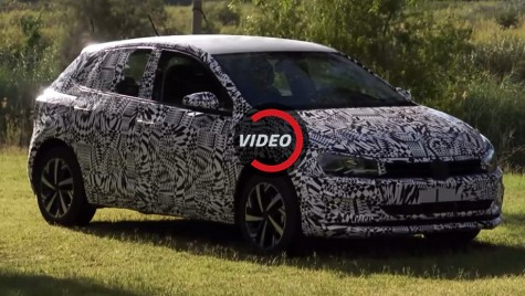 Noul VW Polo debutează în primul teaser oficial