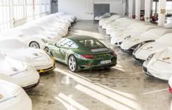 Moment istoric: Porsche 911, la borna cu numărul 1 milion