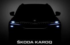 Skoda Karoq: Primele imagini cu noul SUV compact