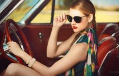 Condusul este mai plăcut cu ochelarii de soare potriviți