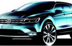 Noul  Volkswagen Tiguan