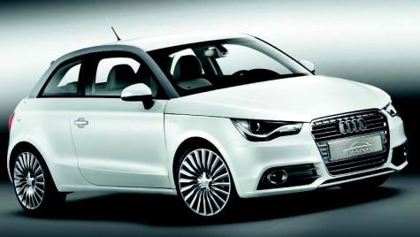 Noul Audi A1 e-tron – A1 e-(lec)tron