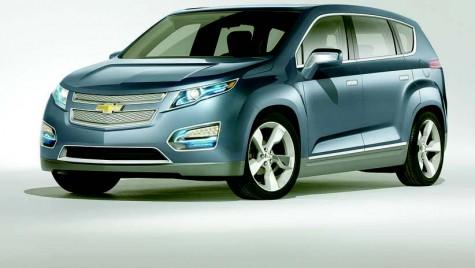 Noul Chevrolet Volt – Curentul Chevrolet