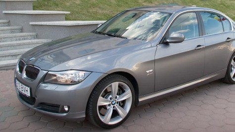 Test drive BMW 330 – Reguli nescrise