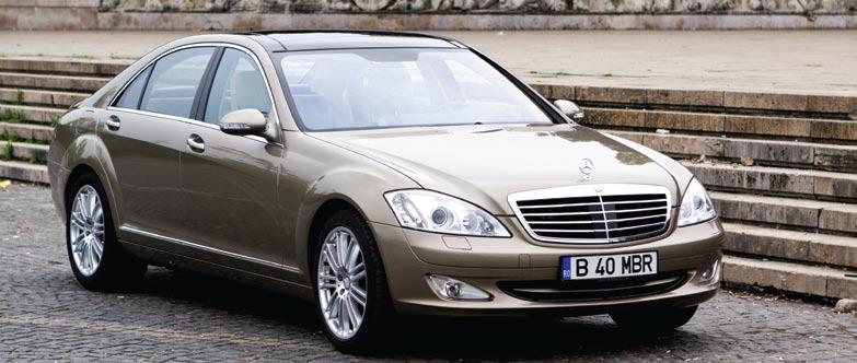 Mercedes Benz Clasa S