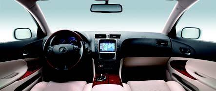 Noul Lexus GS 450h – Informații și fotografii oficiale