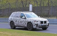 BMW X7, cel mai mare SUV BMW, confirmat pentru 2018