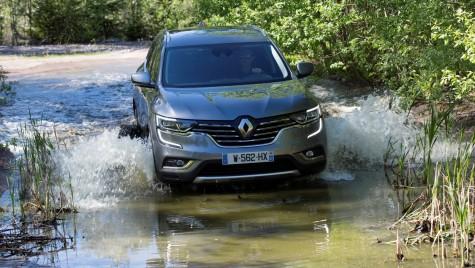 PRIMUL TEST DRIVE Renault Koleos. Cât costă noul SUV în România