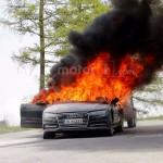 Audi A7 incendiu (5)