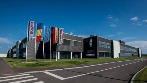 Bosch România – creștere cu două cifre în 2017