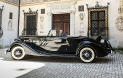 Capitala automobilelor retro – Concursul de Eleganță are loc sâmbătă, la Sinaia