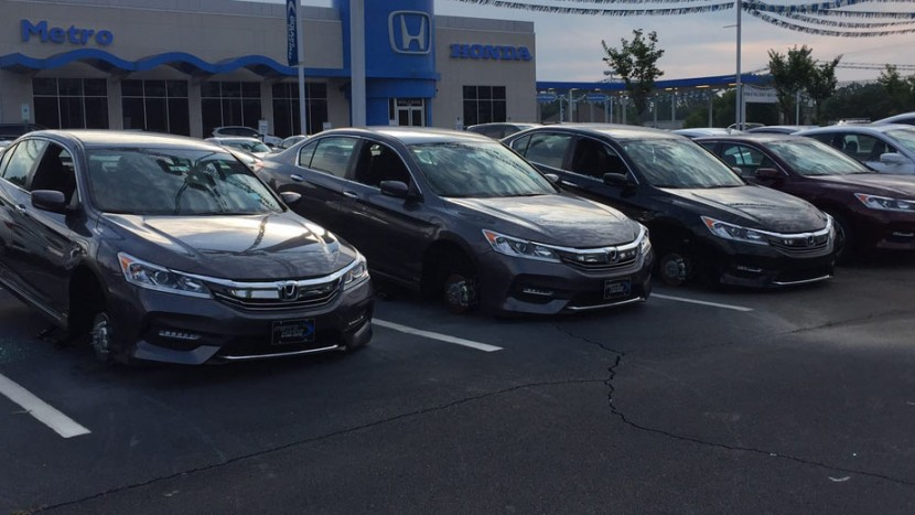 Honda mașini fără roți (4)