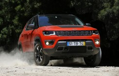 Test drive Jeep Compass Trailhawk: King of Mountain