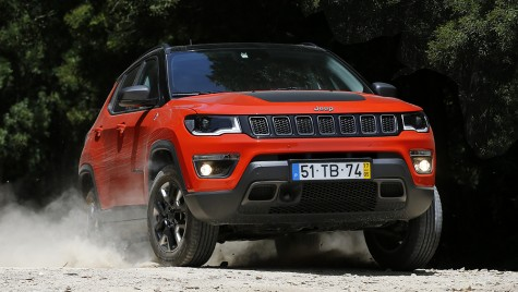 Test Jeep Compass Trailhawk: King of Mountain