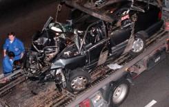 Mașina în care a murit Lady Diana fusese declarată daună totală, reparată și repusă în circulație