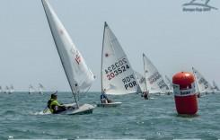 Sportivii români au obținut patru medalii pe podiumul competiției de yachting internaționale Laser Europa Cup