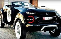 Abominația: Cel mai urât Ford Mustang din istorie