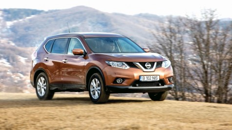 Test drive Nissan X-Trail 1.6 dCi 4wd Acenta