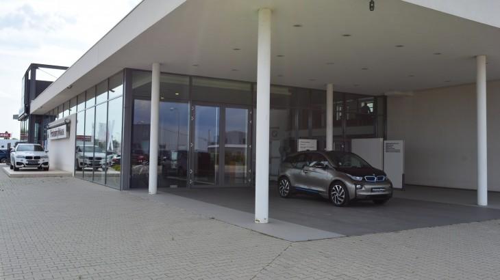 Proleasing Motors a devenit Agent Oficial BMW i