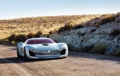 Renault Trezor, cel mai frumos concept din 2017