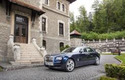 Test drive Rolls-Royce Ghost – Castelul bântuit