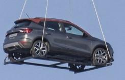 Prima imagine cu Seat Arona, cel mai mic SUV spaniol