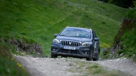 """Suzuki SX4 este """"Cel mai 4×4 SUV"""" din România"""