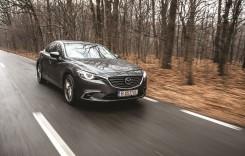 Test drive Mazda 6 SKYACTIV-G 2.5 G192 Revolution Top AT6