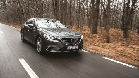 Test Mazda 6 SKYACTIV-G 2.5 G192 Revolution Top AT6